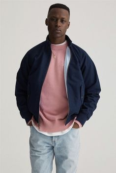 Aimé Leon Dore's Collection is Riviera-Ready: With collegiate elements and workwear looks contrasting the pastel tones. Mode Outfits, New Outfits, Casual Outfits, Summer Outfits, Thrasher, Stylish Men, Men Casual, Nike Fashion, Mens Fashion