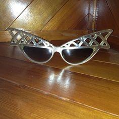 Vintage Alain Mikli Wings 1980's Fashion Glasses ( VIP Fashion Australia www.vipfashionaustralia.com - international clothing store )