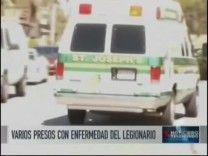 Reportan Varios Presos Con La Enfermedad Del Legionario #Video
