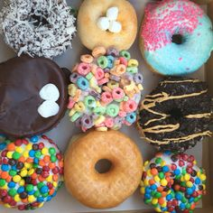 voodoo donuts in colfax, CO