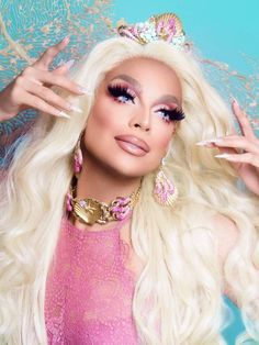 RuPaul's Drag Race Valentina gender nonbinary drag queen celebrity news tv television VH1 makeup Valentina Rupaul Drag Race, Valentina Drag, Drag Queen Makeup, Drag Makeup, Drag Queens, Bts Mode, Transgender, Drag Queen Outfits, Drag Queen Costumes