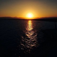 Submitted by Ashleigh Nickson #Bestsummersunset #sun #sunset #evening #memories #abroad #summer #holiday