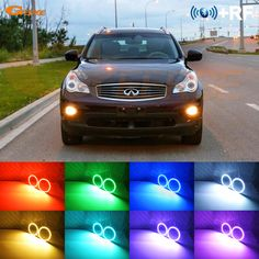 6000 K LED Front Bumper Light July King LED Tagfahrlicht DRL DRL-M-ASX-2013 f/ür ASX Outlander Sport 2013 2014 2015