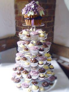 Wedding gallery - Vintage Rose Cupcakes of Tunbridge Wells