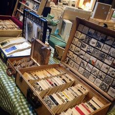 I've been trying to improve my branding and displays as I have a series of shows upcoming in the run up to Christmas. I lucked out by finding these vintage suitcases in a swap and had a local company cut some metal for me to serve as a magnet board. The best part is that my tear down is now super quick! Local Companies, Vintage Suitcases, Tear Down, Branding, Display, Paris, Metal, Boots, Instagram Posts