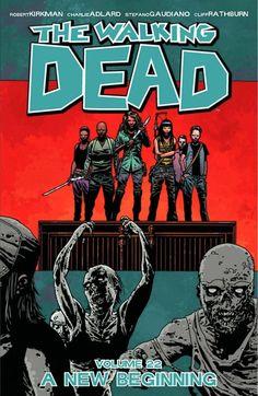 The Walking Dead: Volume 22