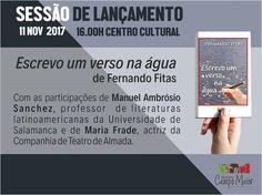 Campomaiornews: Fernando Fitas, escritor campomaiorense, apresenta...
