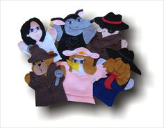 The Best Felt hand puppets online. Puppets make great teaching aids for school, daycare, special needs and therapy. Order your puppets today! Puppets For Sale, International Red Cross, Teaching Programs, French Classroom, Puppet Making, Teaching Aids, Thomas The Train, Teaching French, Hand Puppets