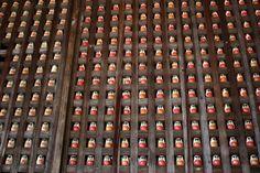 Daruma at Kannon-Ji temple