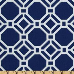 geometric nursery fabric | Navy geometric fabric | nursery fabrics