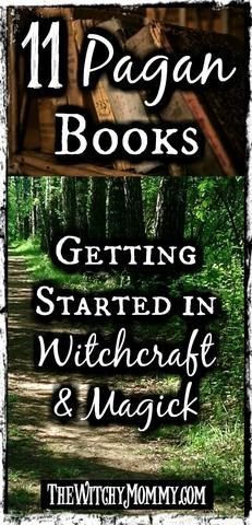 Getting Started in Paganism, Witchcraft, Magick by The Witchy Mommy #witchcraft #magick #paganism #pagan #witchy