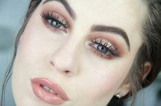 Pale skin, fair skin, porcelain skim, Neutrals, nudes, rose gold, eye makeup