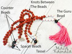 How well do you know your mala beads? Did you know that the thread, beads, tassel, knots, counters - they all have a meaning and deep significance? In this post