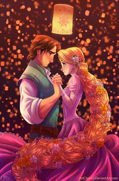 Disney Rapunzel, Anime Disney Princess, Disney Amor, Walt Disney Princesses, Rapunzel And Flynn, Disney Princess Drawings, Disney Princess Pictures, Princess Rapunzel, Disney Couples