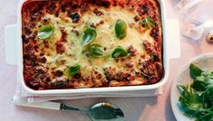 Kreikkalainen moussaka - K-ruoka Musaka, Quiche, Breakfast, Ethnic Recipes, Food, Drinks, Lasagna, Morning Coffee, Drinking