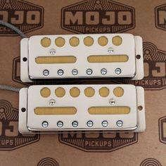 Gold Foil Mojo Pickups in 2019 Guitar pickups, Guitar