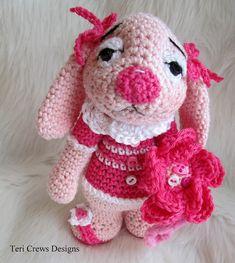 New Tiny Bunny Crochet Pattern