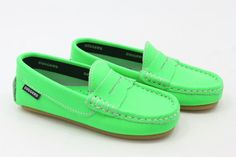 Diggers in Neon Green special by Warmer $93,-