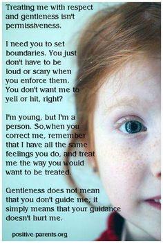 Gentle guidance