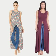How To Wear A Slit Top: Slit|Strut|Swoon Slit top made its way into the runway last year and the trend is just going strong. Though a prodigy of the leggy slit skirts and dresses, that are ... #AND #blogger #fashion #fynd #Globus #happyfynding #LoveFromIndia #MaxiTop #Raindrops #SlitTop #styling #thecloset