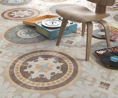is új burkolat trendekkel vár az AC Design Tile Suppliers, Encaustic Tile, Moroccan Design, Ski Chalet, Interior Photo, Decorative Tile, Porcelain Tile, Interiores Design, Decoration