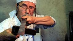 As one of Japan's last remaining swordsmiths, Korehira Watanabe has honed his craft for 40 years while attempting to recreate the mythical Koto sword.