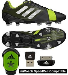 The Adidas Nitrocharge 1.0 utilizes the EnergySling to keep your feet feeling refreshed for the full 90 mintues.  www.soccercorner.com