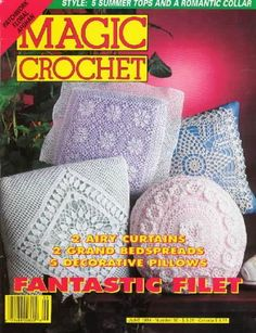 Magic Crochet nº 90 - leila tkd - Picasa Web Albums
