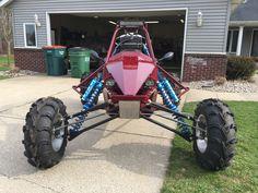 Build A Go Kart, Diy Go Kart, Go Kart Buggy, Off Road Buggy, Mini Trucks, Toy Trucks, Homemade Go Kart, Go Kart Plans, Drift Trike