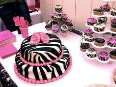 Tarta zebra