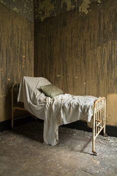 The Kingston Lounge: Buffalo State Hospital - the H. H. Richardson Complex