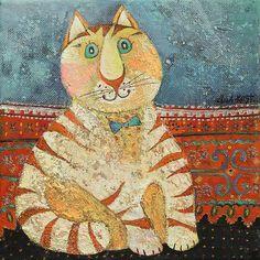 White Pussycat, Olga Kost