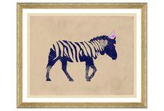 Party Animals, Zebra - Dagny's room