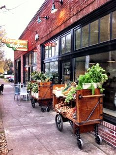 Woodsman Market: Portland, OR