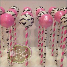 Fashion cakepops