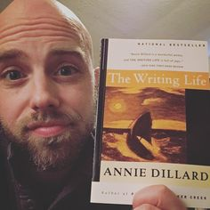 One of the better books on #writing as a lifelong habit though I think Dillard is a bit harsh regarding the process at times. #amwriting