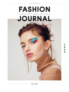 Fashion Journal 168   Free Fall