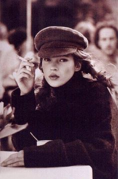 Kate Moss Young 1992