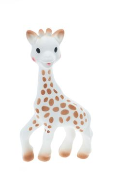 I can't forget to get Sophie the giraffe