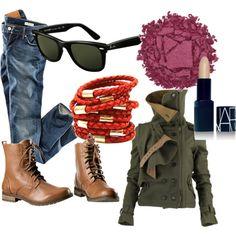 fashion military