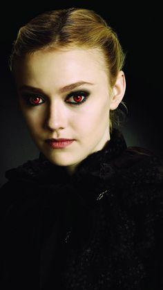 jane twilight   Jane - Twilight Saga - Breaking Dawn Wallpaper