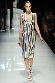 Versace Spring 2011 – Vogue