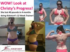 Check out Christy& progress from Kama& 12 Week Training Program! Kama Fitness, Fitness Nutrition, Fitness Weightloss, Easy Weight Loss, Healthy Weight Loss, Weight Lifting, Reduce Weight, How To Lose Weight Fast, Lose 40 Pounds