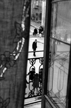 """Villalba, Sicily, Italy, 1959"", by Sergio Larraín. Magnum Photos."