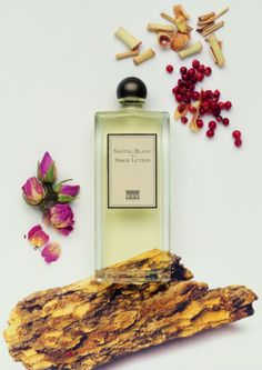 Santal Blanc | Serge Lutens   My 1st! The fragrance that began my love affair with niche perfumery