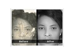 How To Repair Old Photos With Photoshop