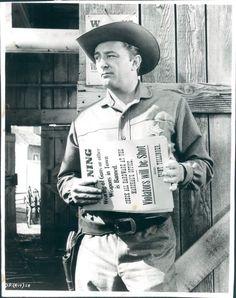 """1955 Robert Mitchum """"Man With The Gun"""""""