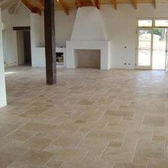 BuildDirect®: Kesir Travertine Tile - Antique Pattern Sets