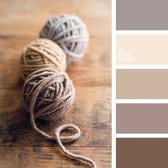 ideas for bedroom colors palette light Bedroom Colour Schemes Warm, Apartment Color Schemes, Brown Color Schemes, Warm Colours Living Room, Interior Colour Schemes, Warm Bedroom Colors, Interior Design, Room Paint Colors, Bathroom Colors