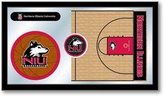 Northern Illinois Huskies Basketball Team Sports Mirror at SportsFansPlus.com. Visit website for details!